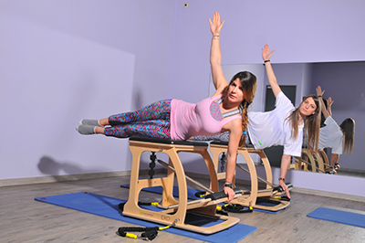Pilates Chair